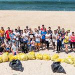 Beach Clean-Up na Praia da Tocha