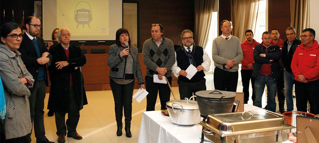 Agenda gastronómica do Concelho de Cantanhede propõe 23 eventos durante o ano