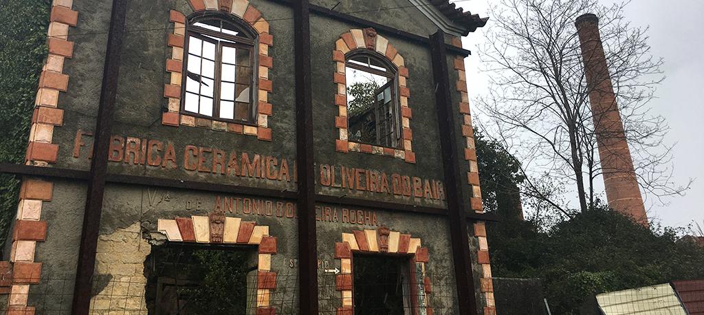 Oliveira do Bairro: Obras avançam este mês na Cerâmica Rocha