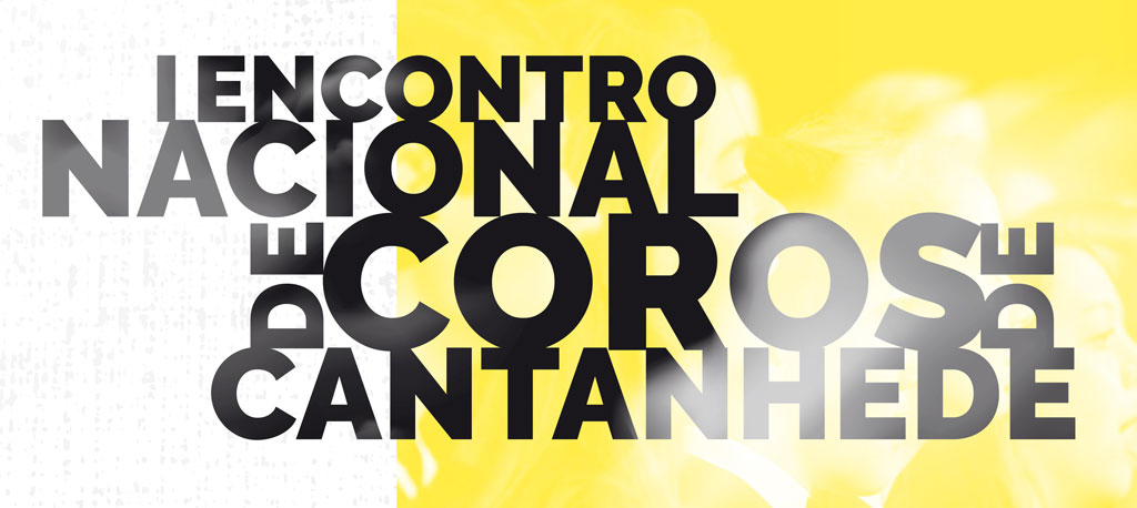 I Encontro Nacional de Coros de Cantanhede realiza-se este domingo