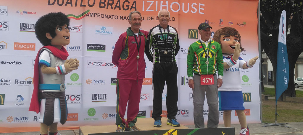 Vasco Micaelo e Victor Campos sagram-se campeões nacionais
