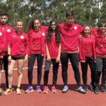 ADREP conquista nove pódios no Olímpico Jovem Distrital