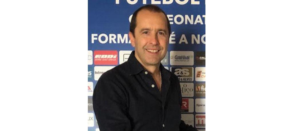 Rui Anjos é o novo presidente do Recreio de Águeda