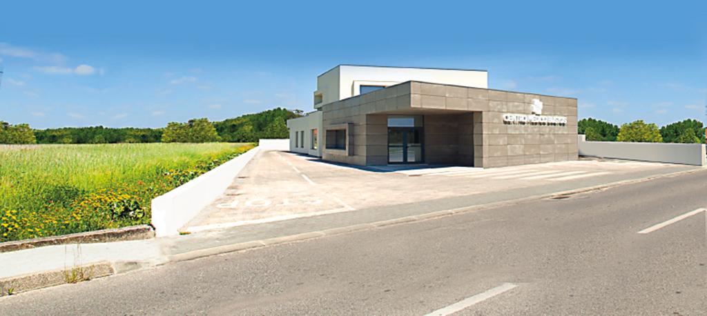 Centro Médico de Bustos abre novas instalações
