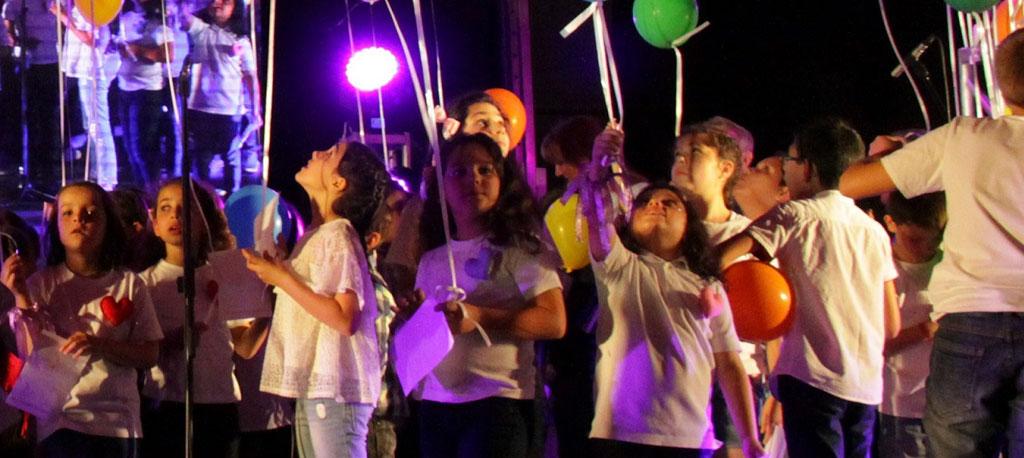 """""""Kid's Talent"""" anima  Pavilhão dos Desportos em Anadia"""