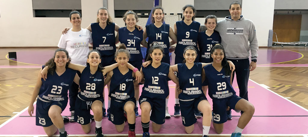 Atómicos sagra-se vice-campeão em Sub-16