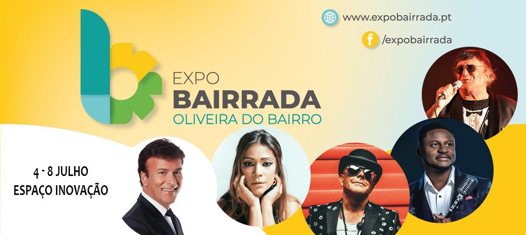 Tony Carreira abre Expo Bairrada