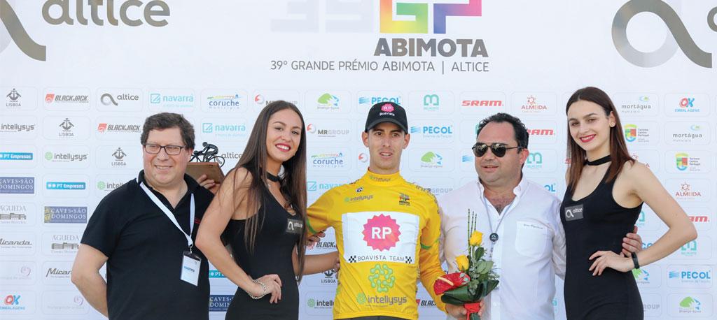 Oscar Pelegri (RP-Boavista) vence GP ABIMOTA/Altice