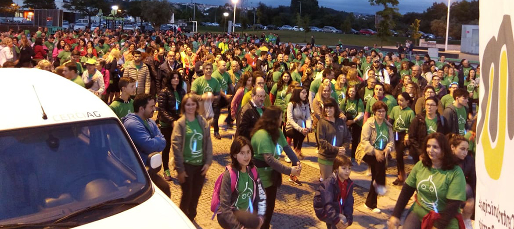 Águeda: Pirilamparada 2018 junta mais de mil pessoas