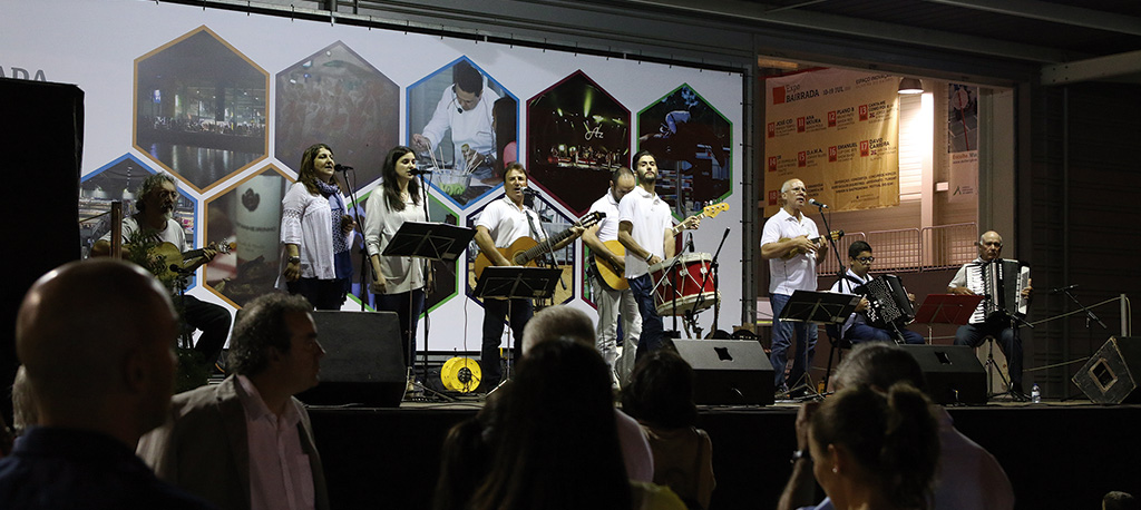 Talento musical do concelho volta a marcar presença na Expo Bairrada