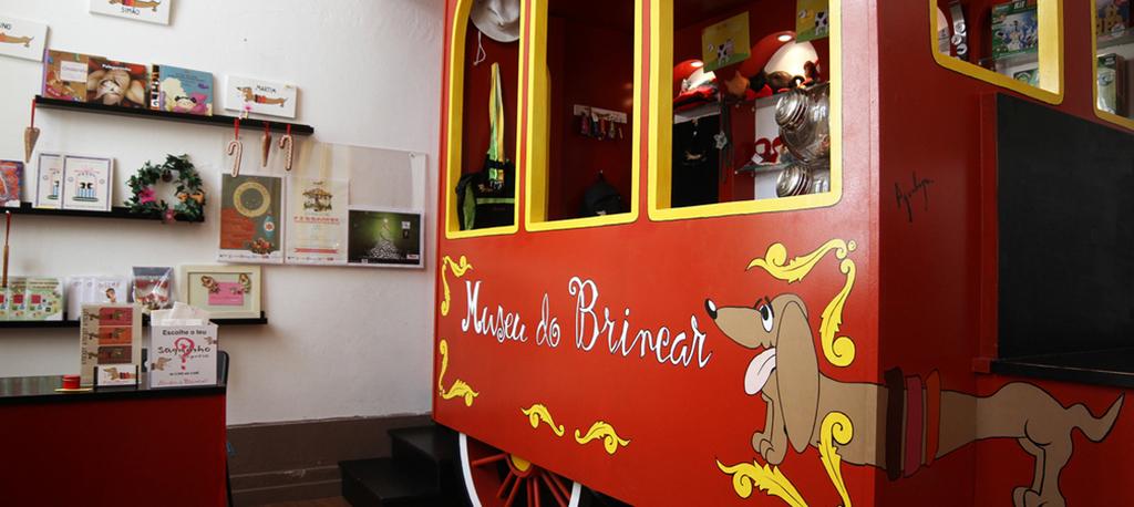 Museu do Brincar (Vagos) ganha Excelência do TripAdvisor