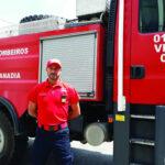 Bombeiros de Anadia: Novo comandante aposta na formação e na profissionalização para ter bombeiros mais motivados