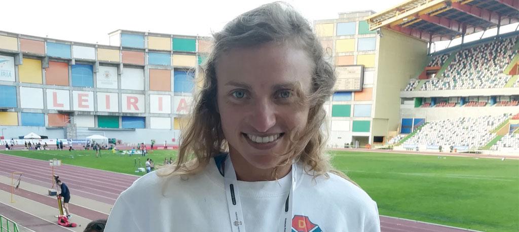 Emília Pisoeiro sagrou-se campeã de Portugal