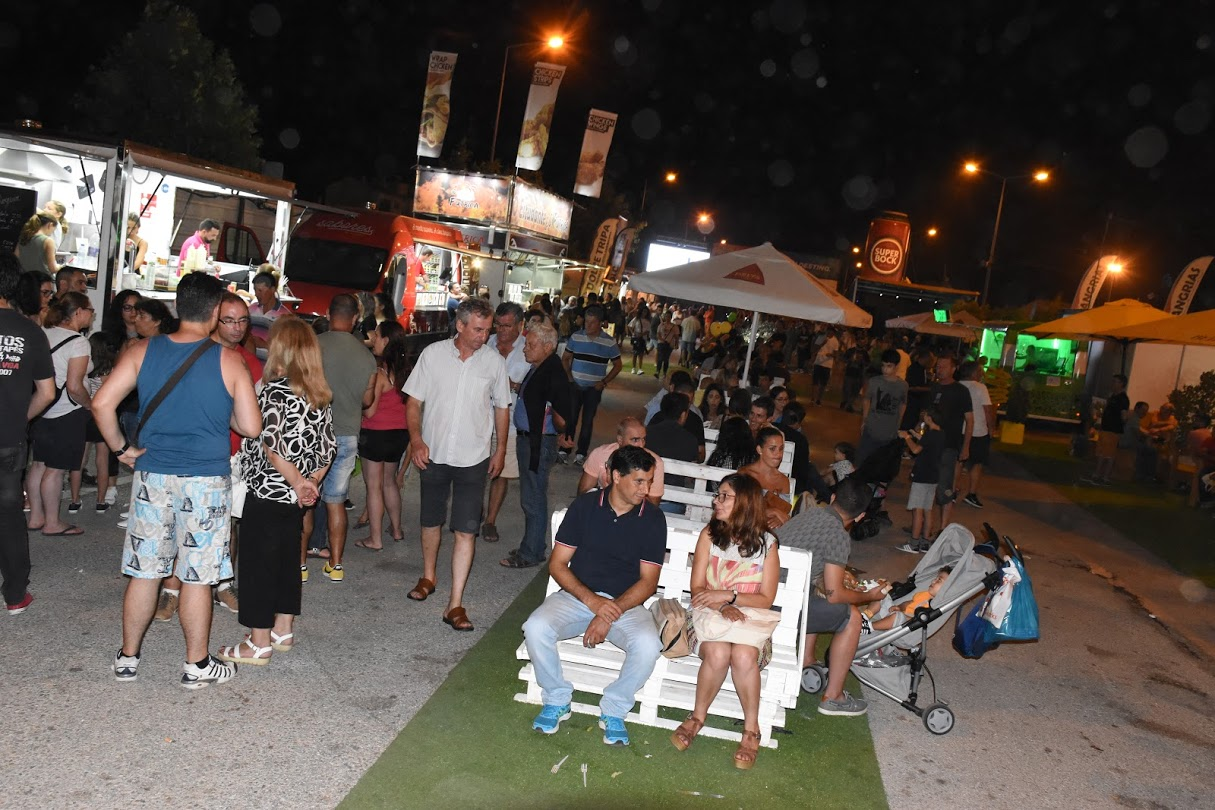 EXPOFACIC 2018 street food