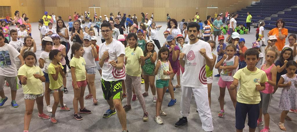 "Anadia assinala ""Dia Internacional da Juventude"""