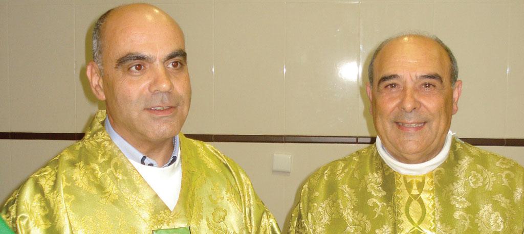 Padre José Augusto tomou posse em Vagos