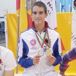 Daniel Agostinho campeão regional