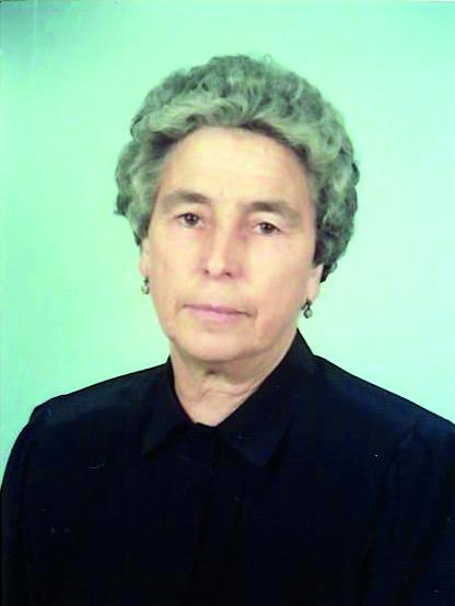 Maria Dolores  de Sousa Matos