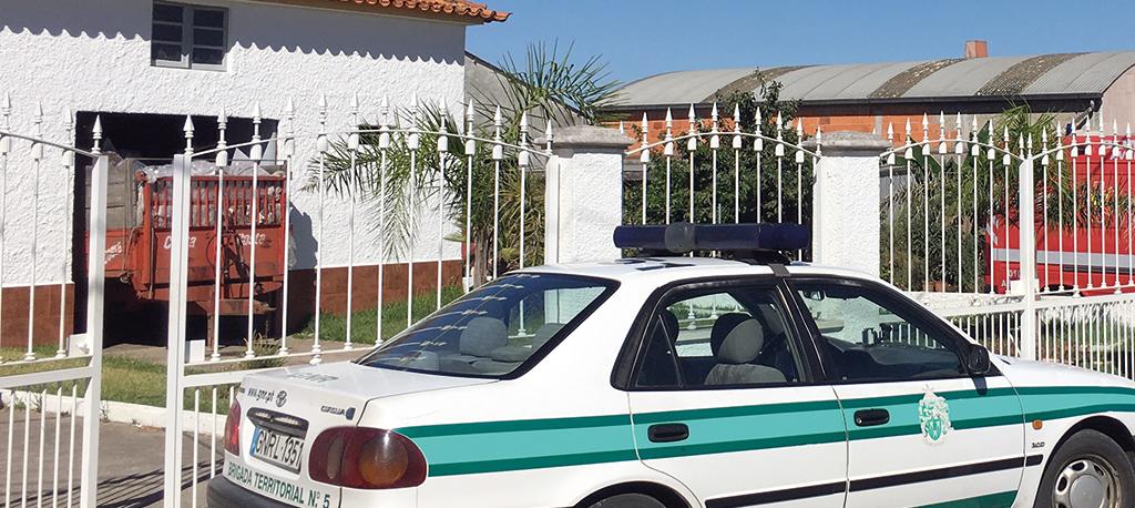 Troviscal: Assaltados durante o funeral do filho
