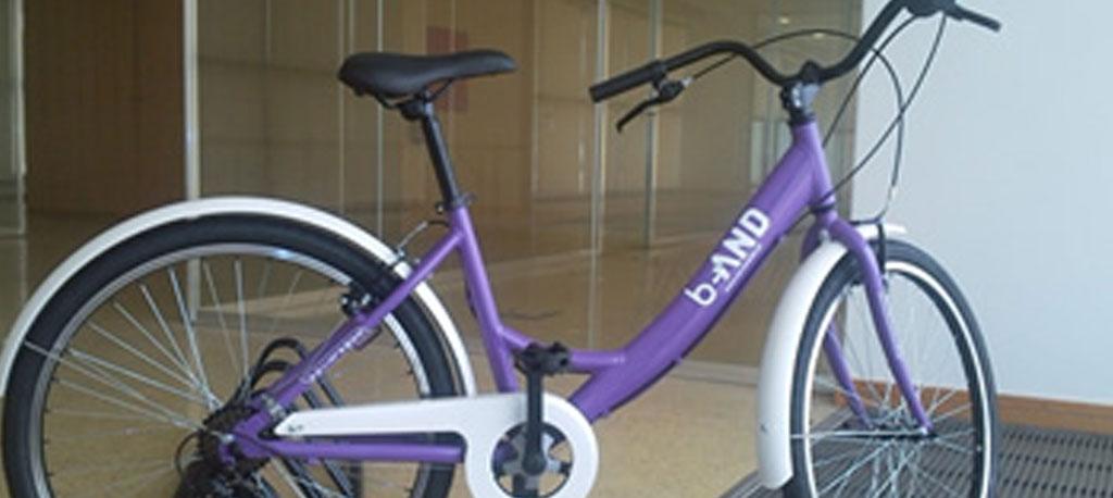 Câmara de Anadia disponibiliza bicicletas b-AND à Escola Profissional