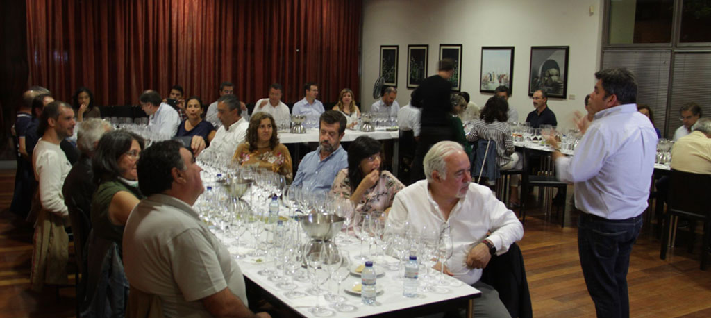 Museu do Vinho Bairrada foi palco da 2.ª Masterclasse de Moscatéis
