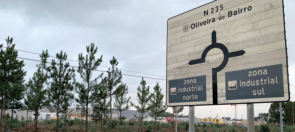 Oliveira do Bairro: Câmara adquire terrenos para alargar ZI de Vila Verde