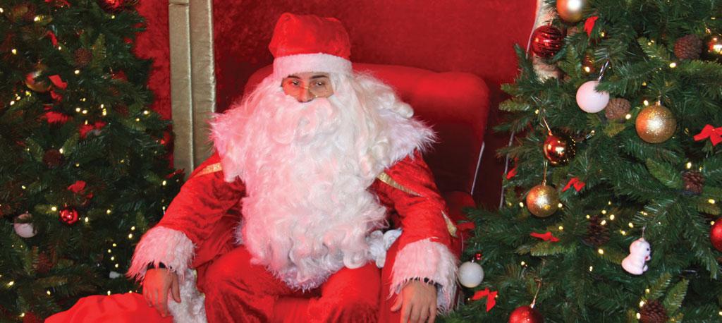Anadia: Pai Natal e amigos desfilam a 1 de dezembro