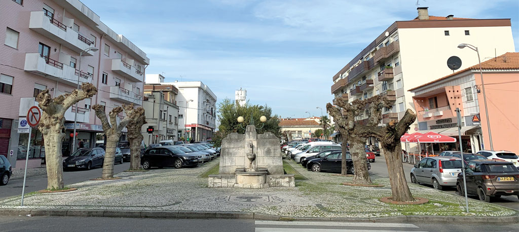 """""""Comércio em Movimento"""" no centro de Oliveira do Bairro"""