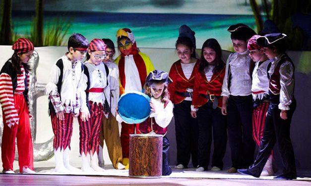 Mealhada: Centenas de crianças sobem ao palco para o Escolíadas Júnior