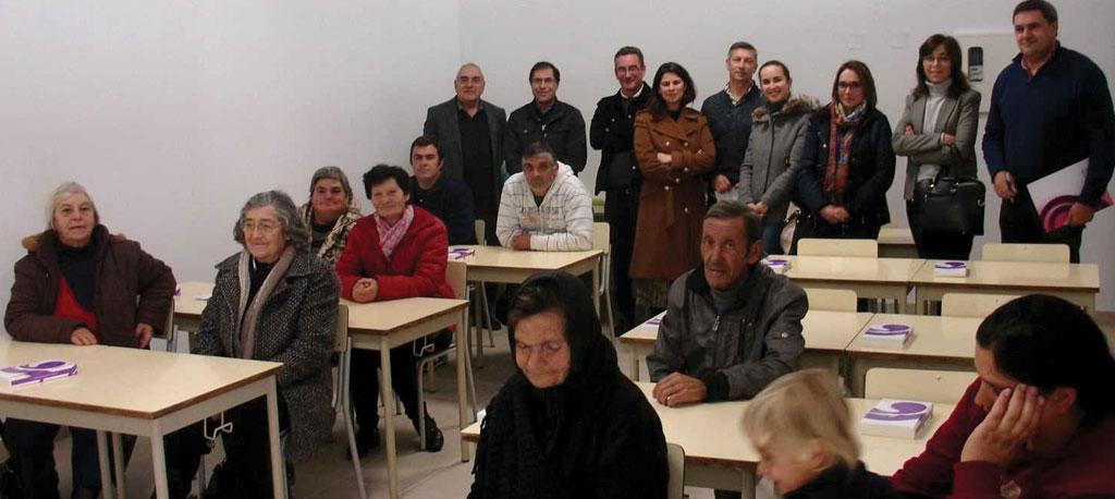 """""""Analfabetismo zero"""" em marcha no concelho de Anadia"""