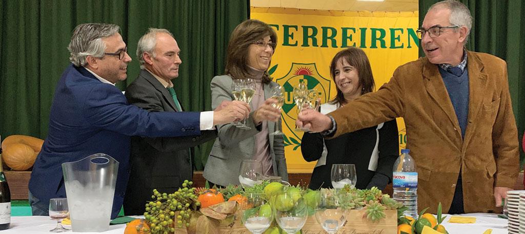 102.º aniversário da União Recreativa Ferreirense