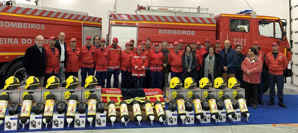 O. do Bairro: Bombeiros com prenda de 25 mil euros para proteção individual