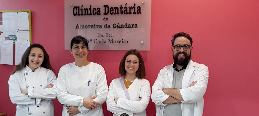 Amoreira Gândara: Investimento marca 10.º aniversário de Clínica Dentária