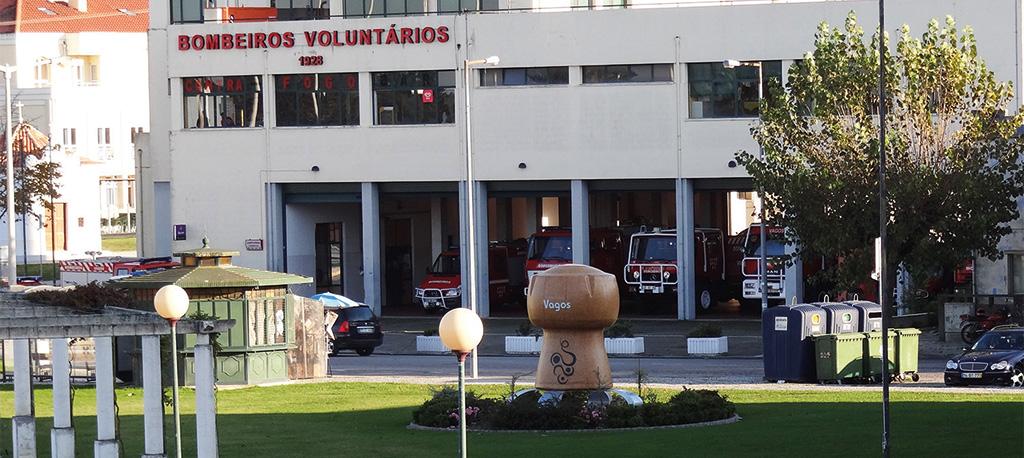 Continua a onda de solidariedade para os Bombeiros de Vagos