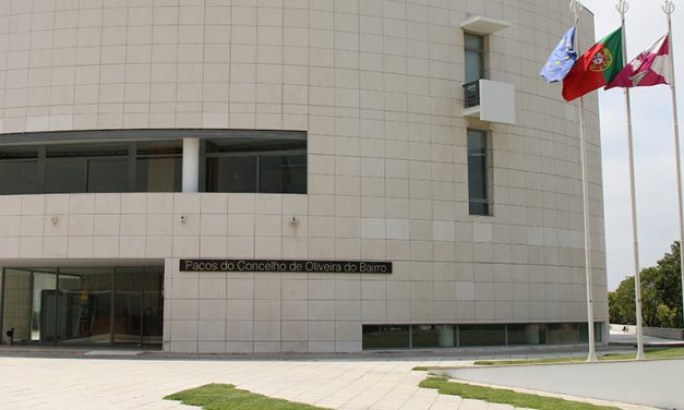 Município de Oliveira do Bairro investe 600 mil euros no combate à pandemia