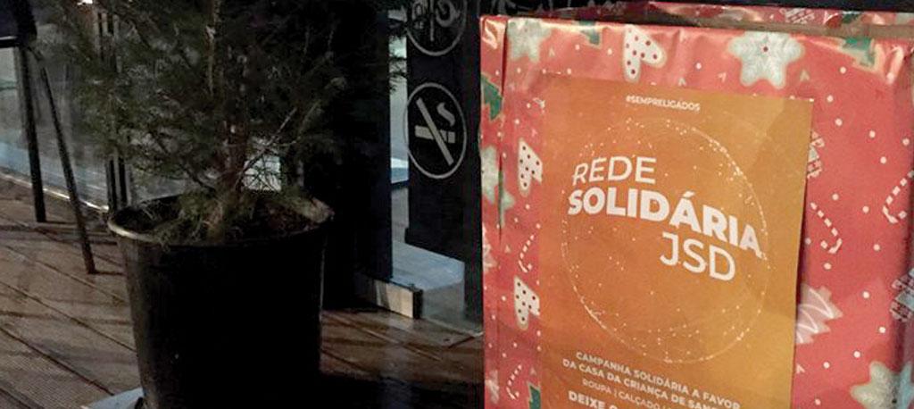 Anadia: JSD promove Rede Solidária a favor da Casa da Criança de Sangalhos
