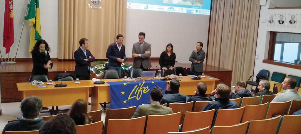 """Águeda recebeu reunião do projeto """"LIFE Águeda"""""""