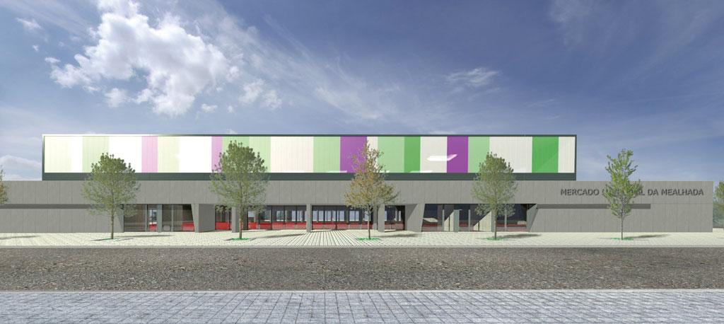 Mealhada avança com novo Mercado Municipal