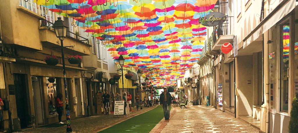 Publicação americana diz que Águeda tem uma das ruas mais bonitas do mundo