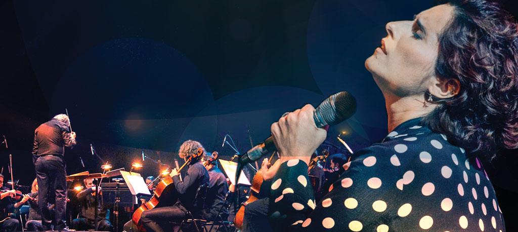 Anadia: Concerto de Ano Novo com Orquestra  Filarmonia das Beiras, Cristina Branco e Luís Figueiredo