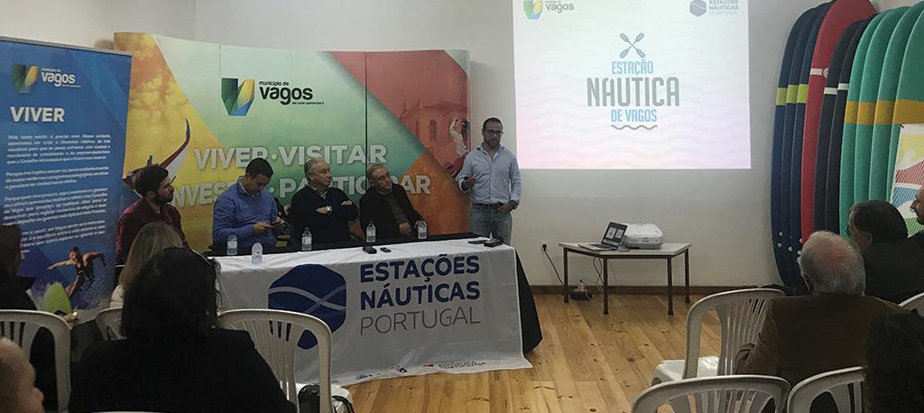 Vagos: Município apresenta Estação Náutica na Vagueira