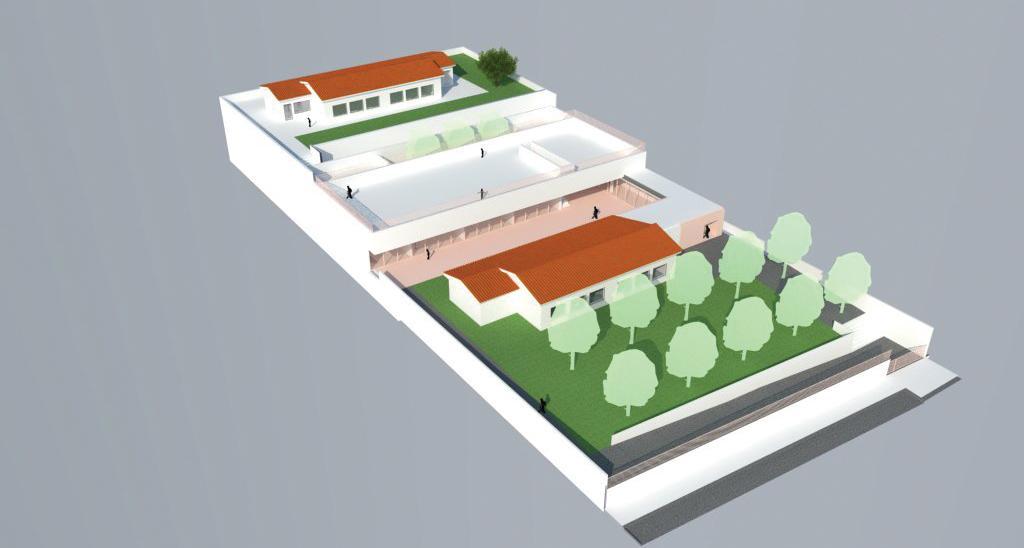 Anadia: Requalificação da escola de Mogofores orçada em cerca de 700 mil euros