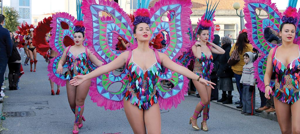 Domingo Magro traz novidades ao Carnaval de Oliveira do Bairro