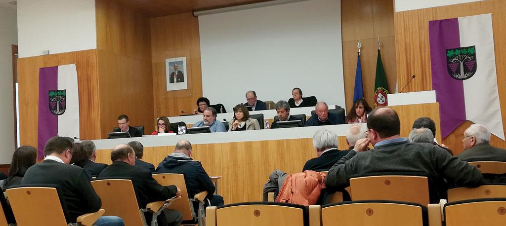 Anadia: Assembleia Municipal rejeita transferência de competências