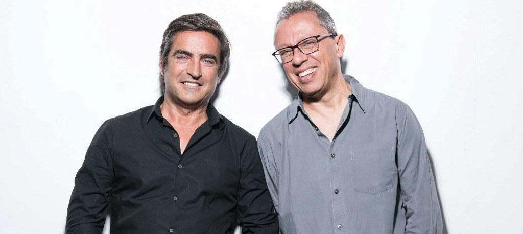 Águeda: Camané e Mário Laginha juntos no Centro de Artes