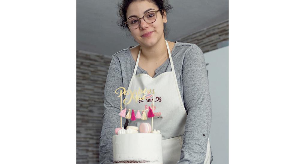 """""""GRÃO DE AÇÚCAR BY SOFIA"""" Projeto de culinária  faz sucesso nas redes sociais"""