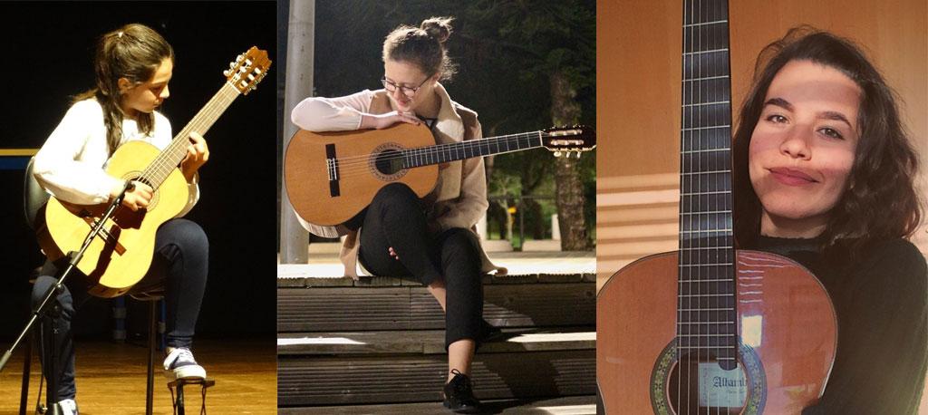 No Museu do Vinho Bairrada: Três jovens guitarristas protagonizam o 2.º Young Guitar Masters Bairrada