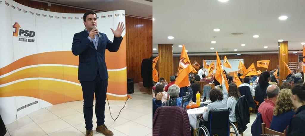 PSD vence intercalares de Travassô/Óis da Ribeira com maioria absoluta