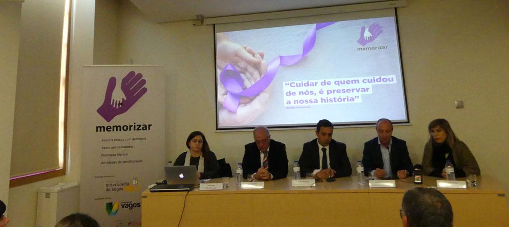 Projeto dedicado às demências apresentado em Vagos