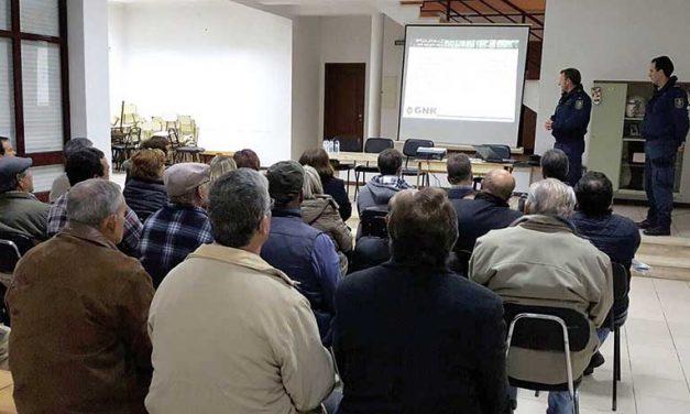 Cantanhede: Município sensibiliza população sobre limpeza de terrenos e uso do fogo